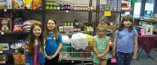 Girl Scouts in the Heart of PA—join in the fun of Girl Scouts in