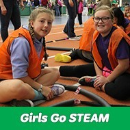 Donate to support the Girl Scout STEM Program