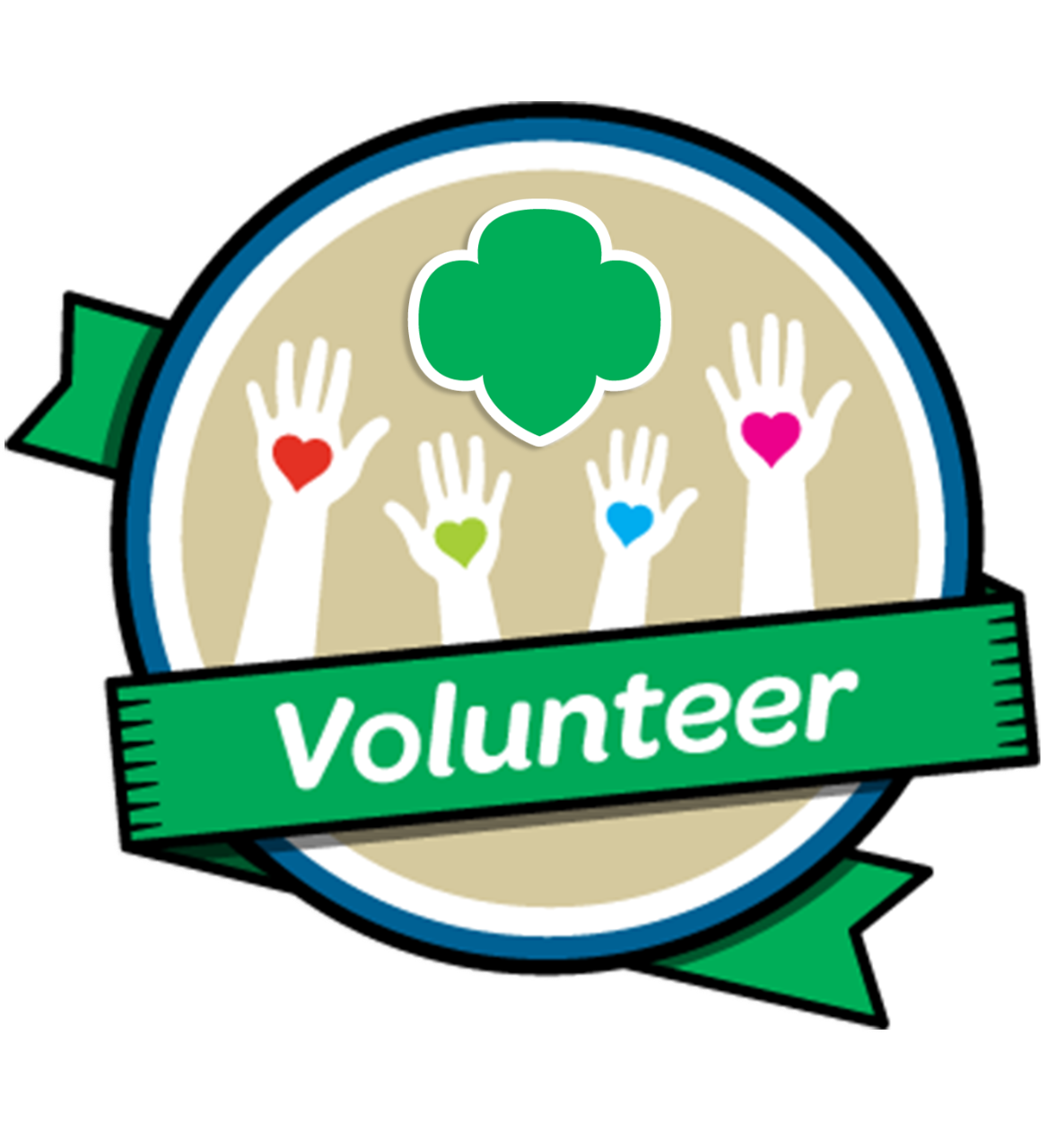 Volunteer at Girl Scouts in the Heart of Pennsylvania