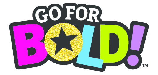 2019 Go for Bold Theme Logo