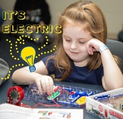 STEAM Mobile Program: discover how electric circuits work