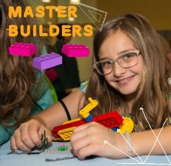 STEAM Mobile Program: Engineer your own building block structures: build complex Lego designs