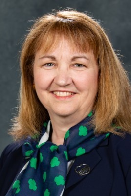 Girl Scouts in the Heart of Pennsylvania's new CEO, retired Rear Admiral Janet Donovan