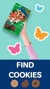 Find Cookies 2020 Right Rail Ad
